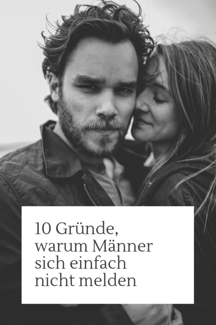 10 Gründe, warum Männer sich einfach nicht melden