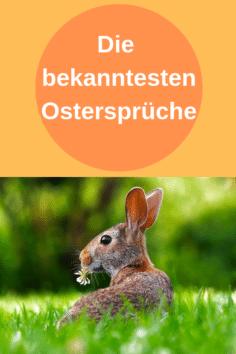 10 Sprüche zu Ostern