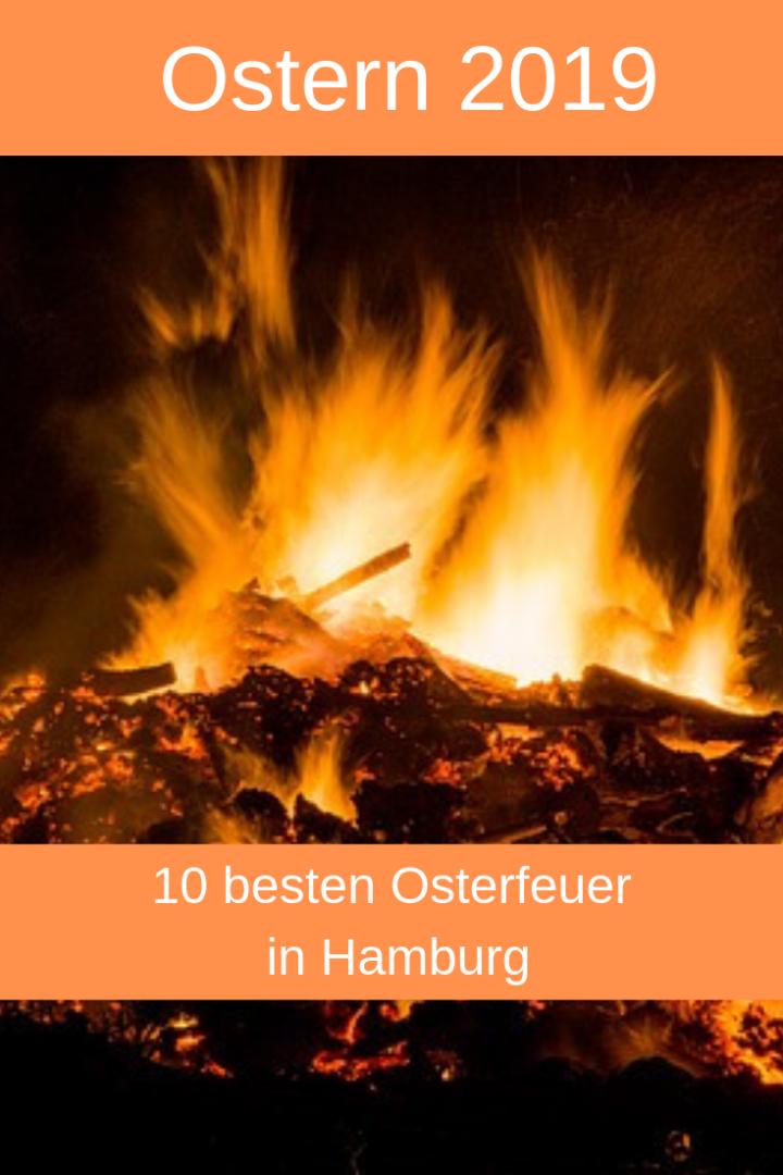 10 besten Osterfeuer in Hamburg