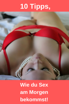 10 Tipps für den perfekten Sex am Morgen