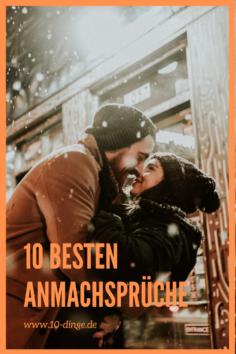 10 besten Anmachsprüche