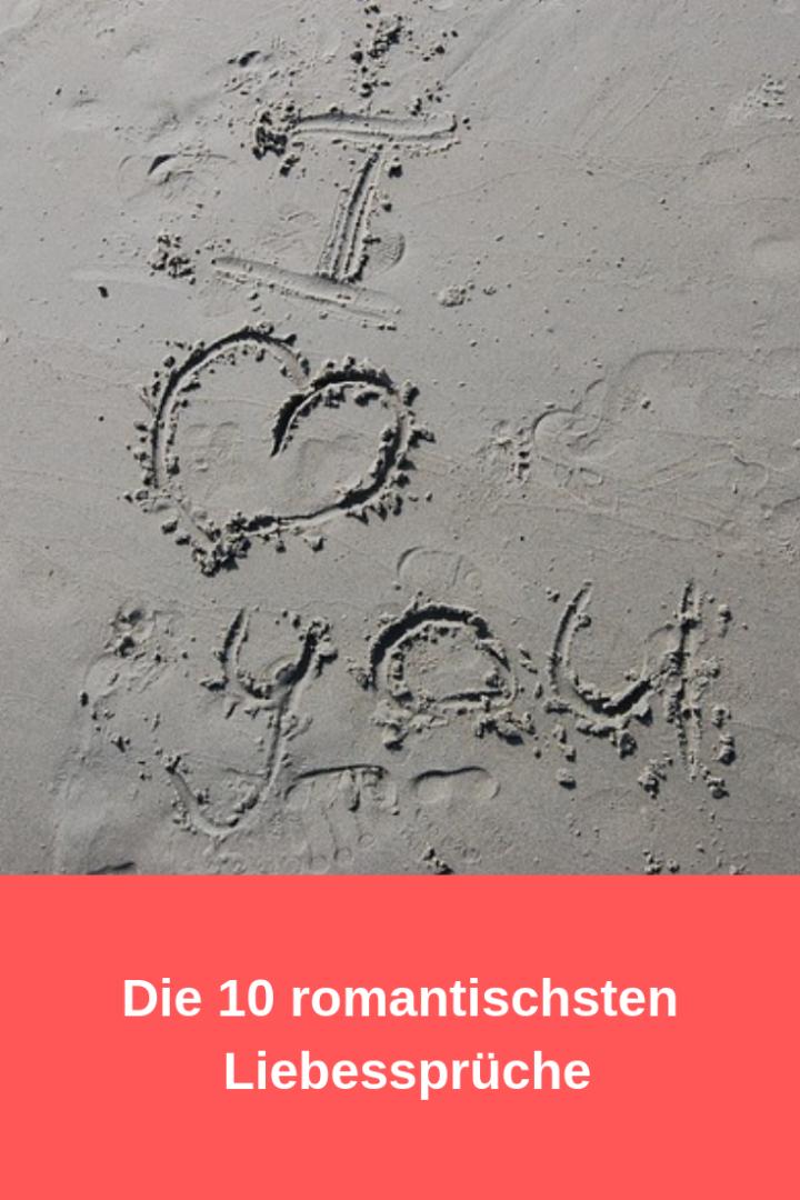 10 lustige Liebessprüche