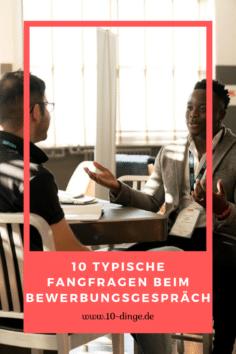 10 typische Fangfragen beim Bewerbungsgespräch