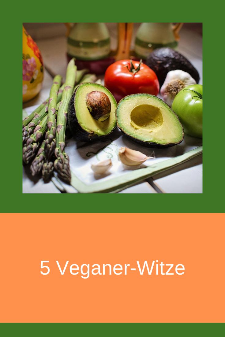 5 Veganer-Witze
