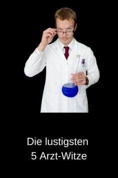5 Arzt-Witze