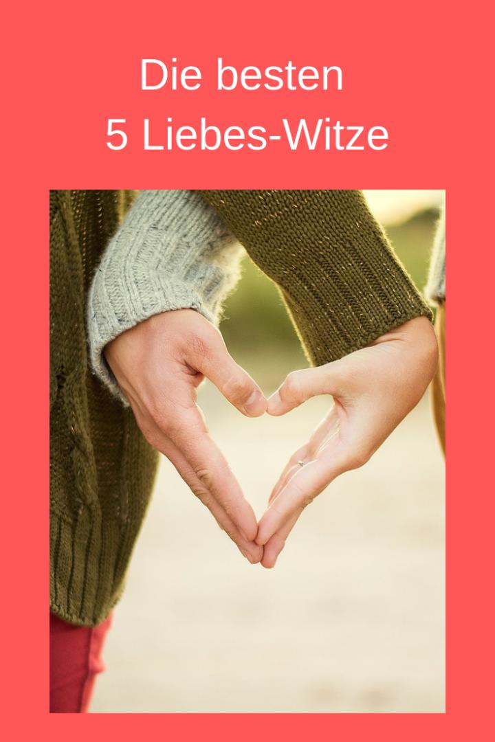 5 Liebes-Witze