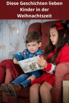 10 beliebte Weihnachtsgeschichten für Kinder