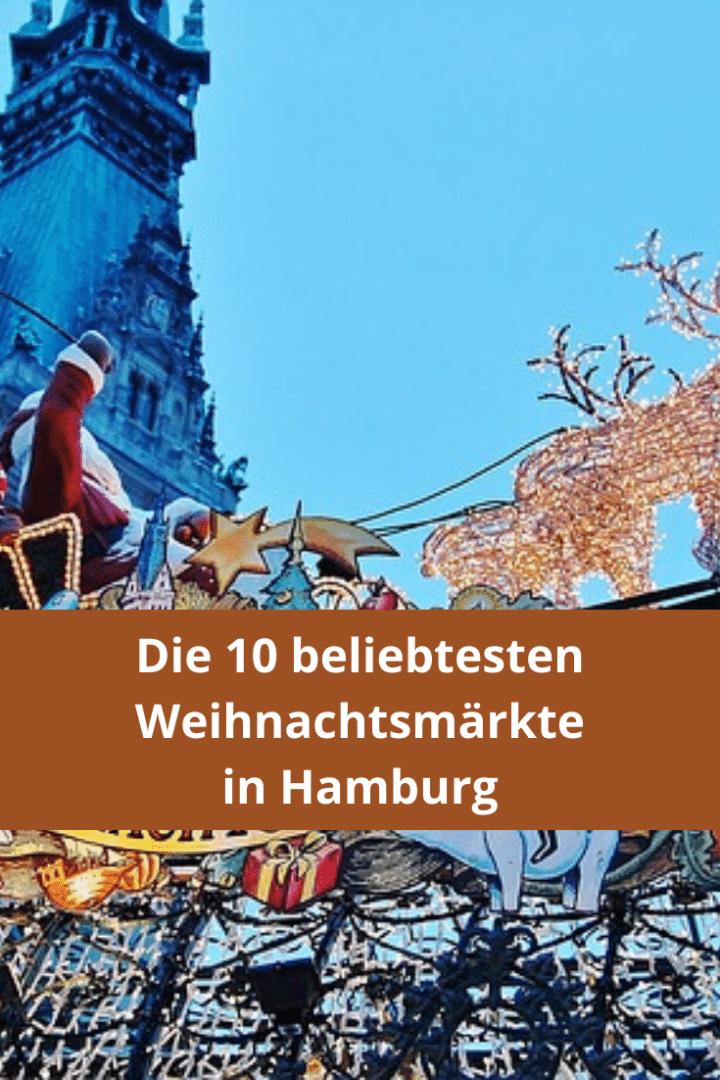 10 besten Weihnachtsmärkte in Hamburg 2019