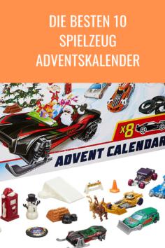 10 tolle Spielzeug Adventskalender