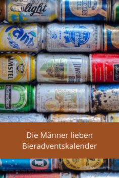 10  Bier-Adventskalender für den Mann
