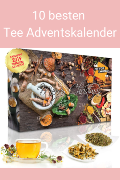10 Tea Adventskalender