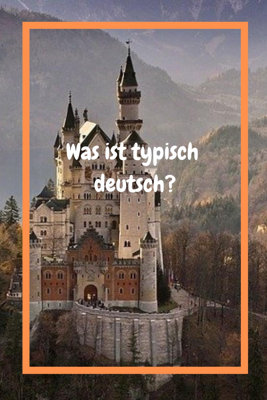 10 Dinge, die typisch deutsch sind
